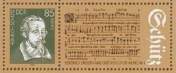 herdenkingspostzegel 1985, DDR